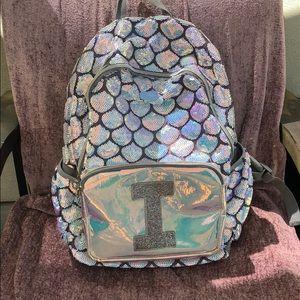 """Justice """"I"""" backpack"""